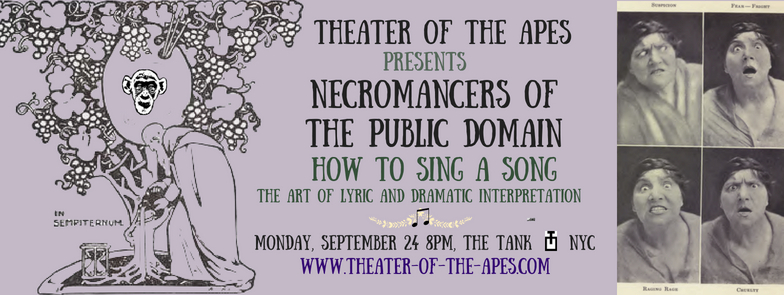 Necromancers Of The Public Domain Past Editions Theater